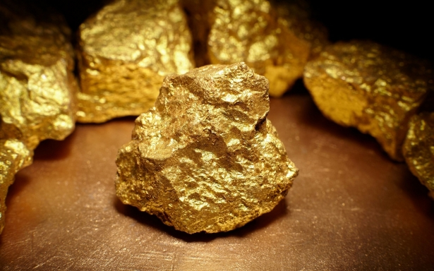 Giant Gold Nuggets