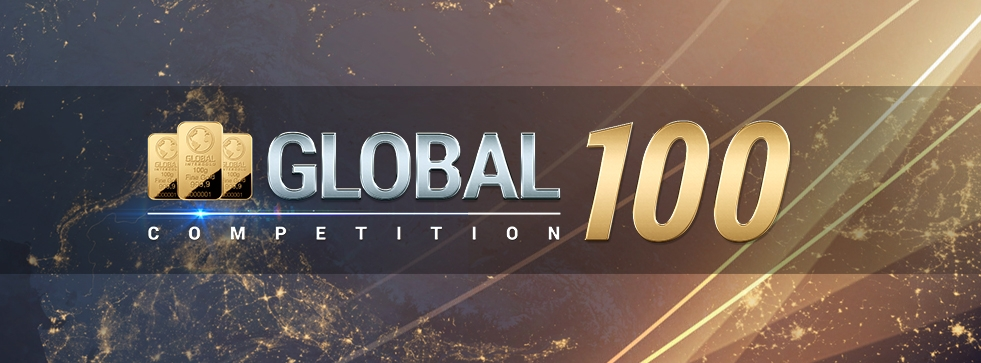 Global InterGold customers who won Global 100 obtained gold worth of 22,000 EUR