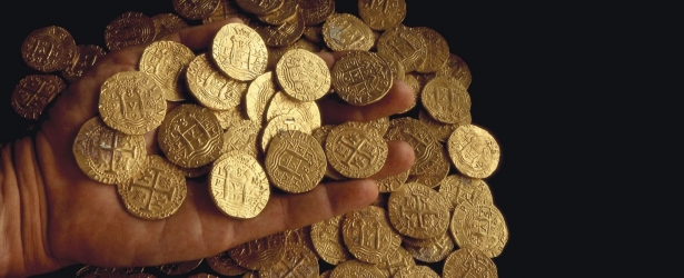 Spanish gold: 300 years underwater