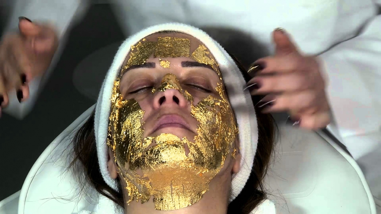 Did you know that precious metals are incredibly healthy for your skin?