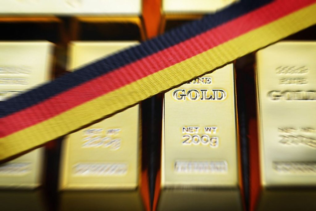 Germany confirms it too: Gold is money!