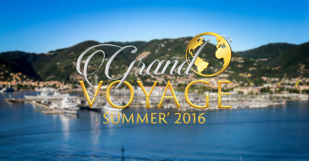 [VIDEO] Awarding Ceremony of the Grand Summer Voyage 2016 winners