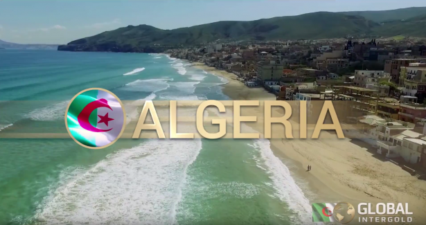 [VIDEO] Become a Global InterGold's client in Algeria