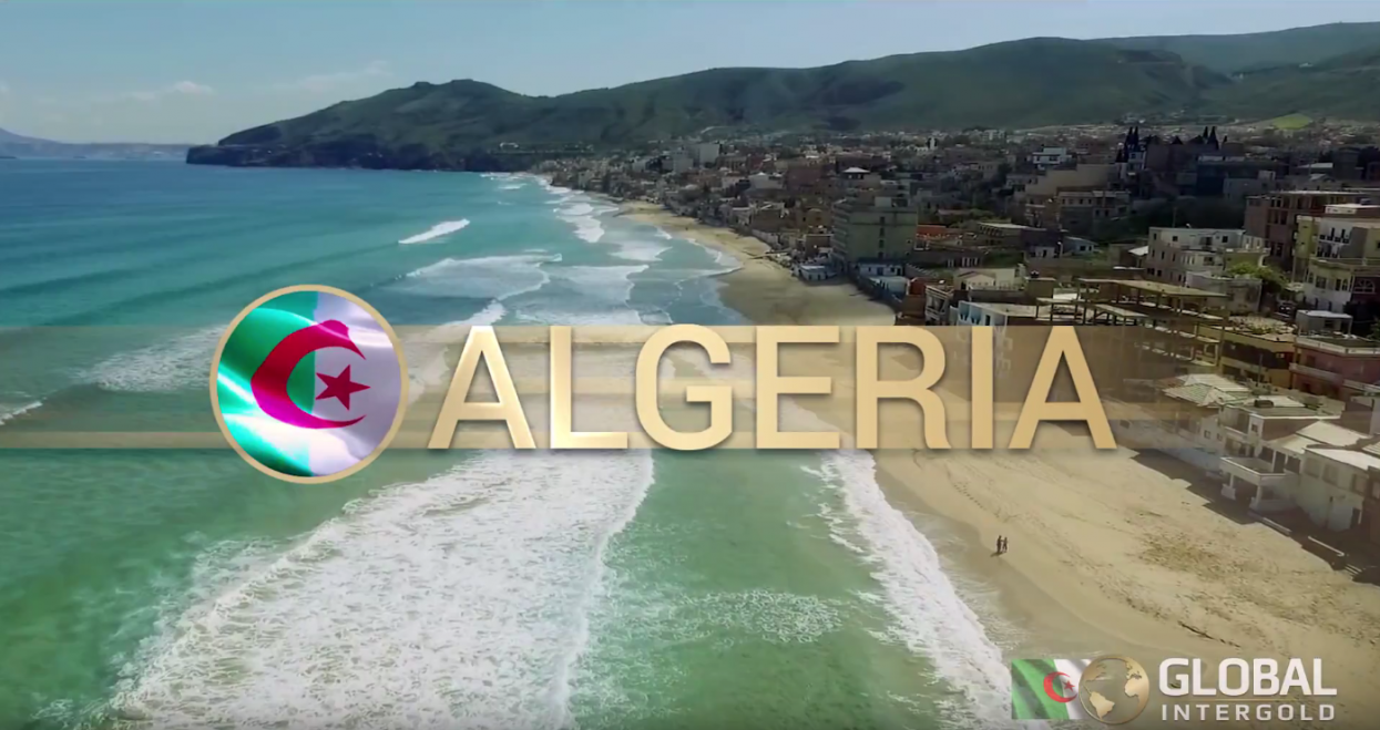 [VIDEO] Become a Global InterGolds client in Algeria