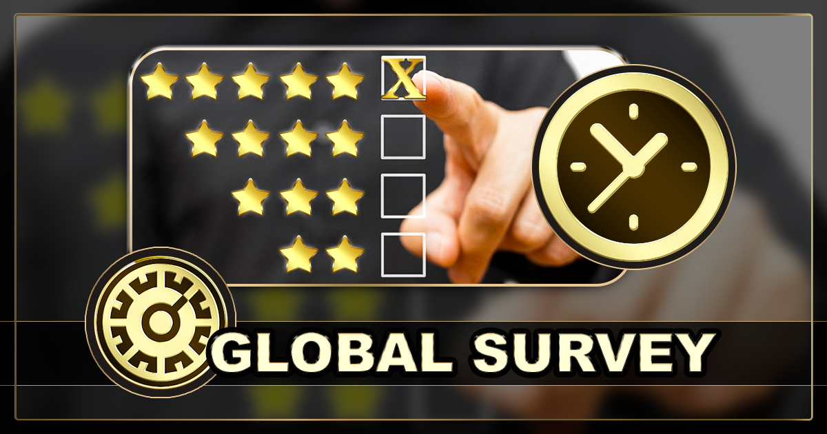 Global InterGolds Global Survey: business perfection is our goal