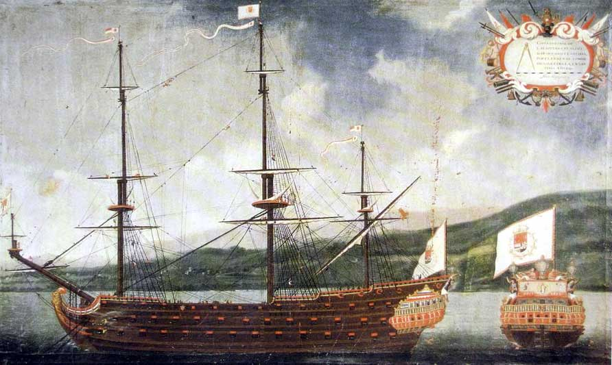 In Search of the Spanish Galleon Gold