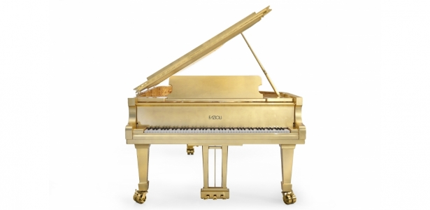 The Golden Piano