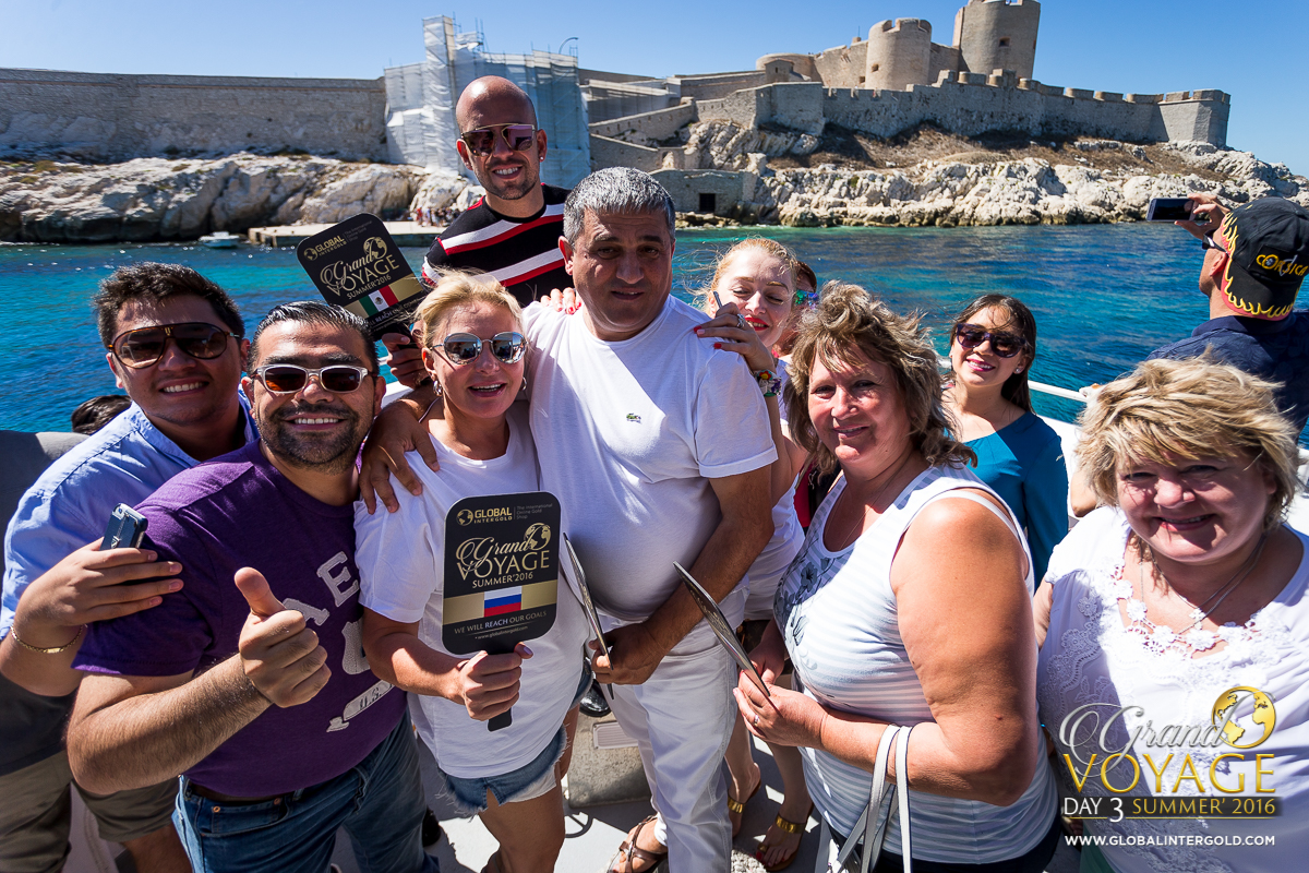 [FOTO] Concorso per 1 chilo doro nel Grand Voyage Estate 2016