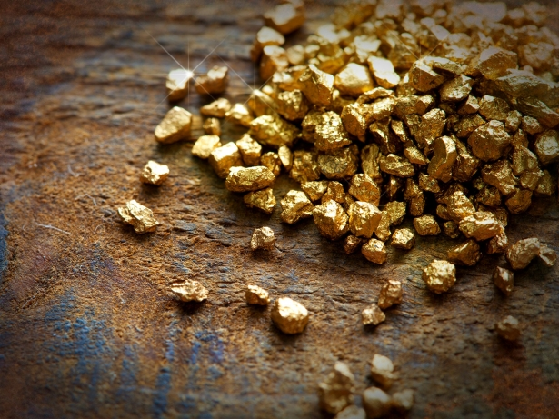 Can gold disappear?