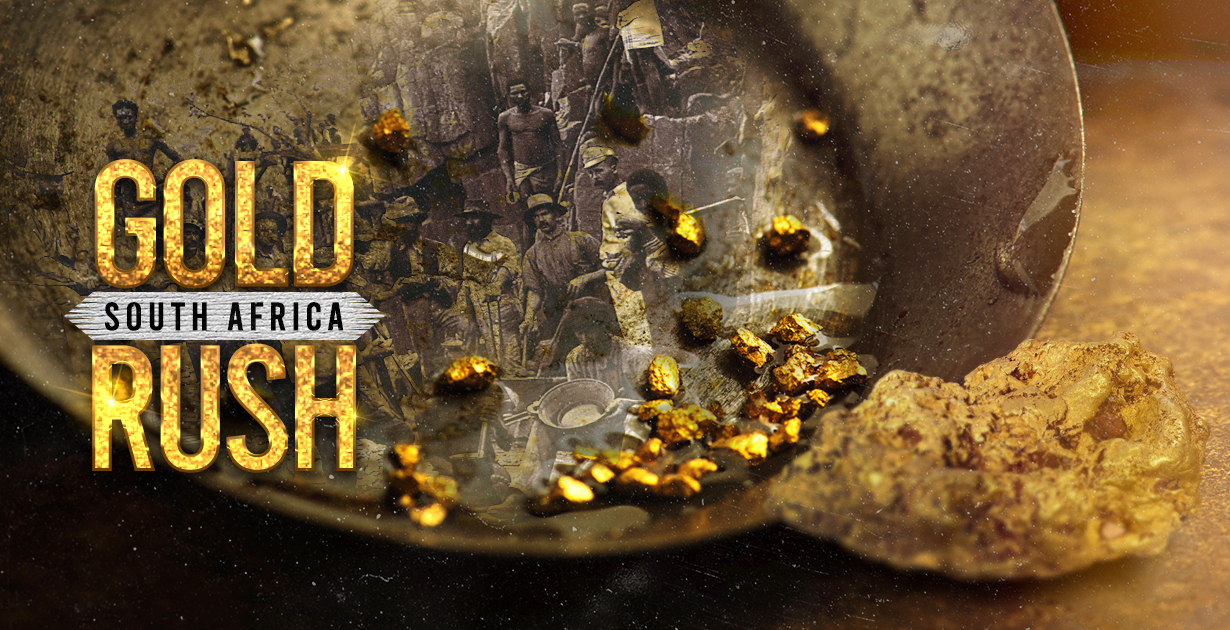 Gold Rush: South Africa