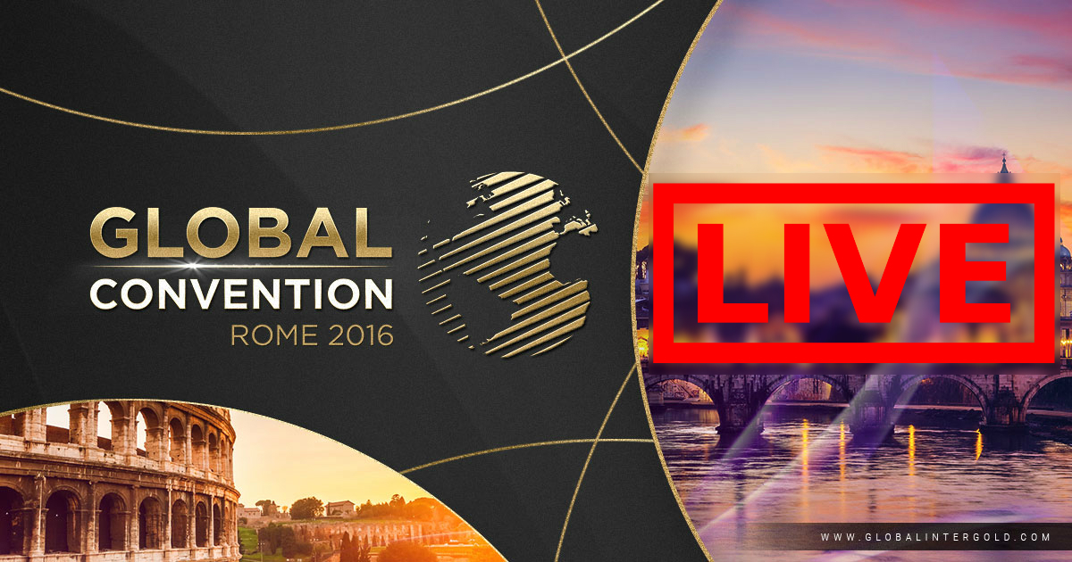 [LIVE- обновления] Global Convention & Gold Exhibition 2016: ДЕНЬ 1!