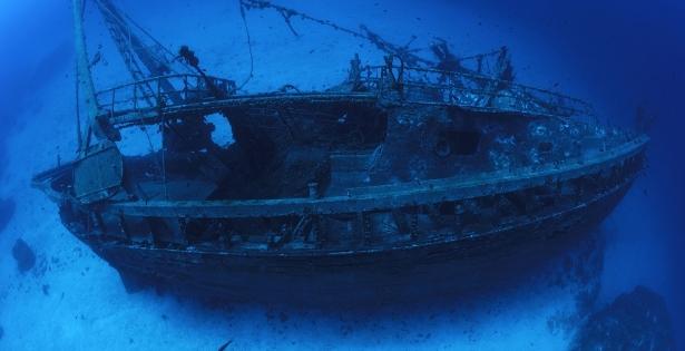 I tesori d'oro della fregata Le Chameau