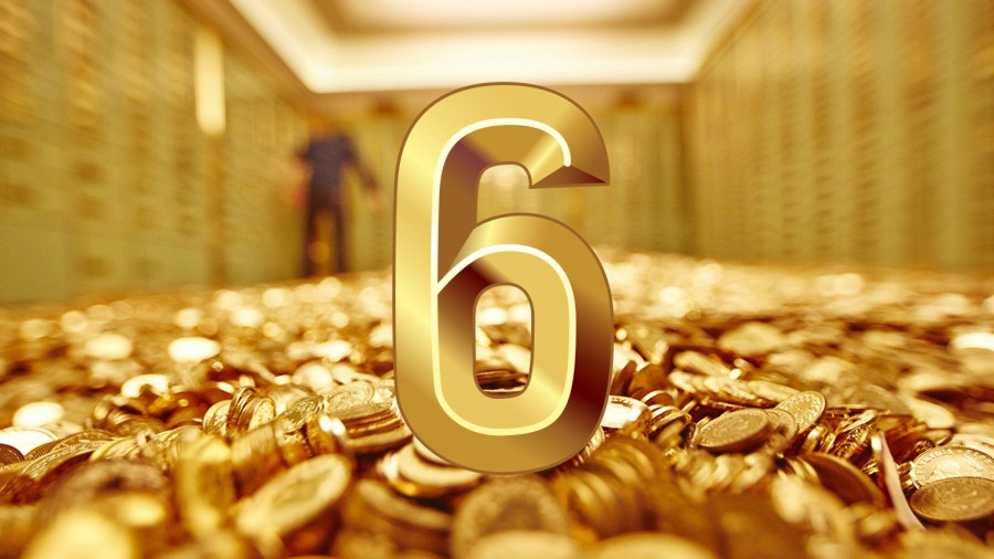 Financial lifeboat: 6 important reasons to own gold