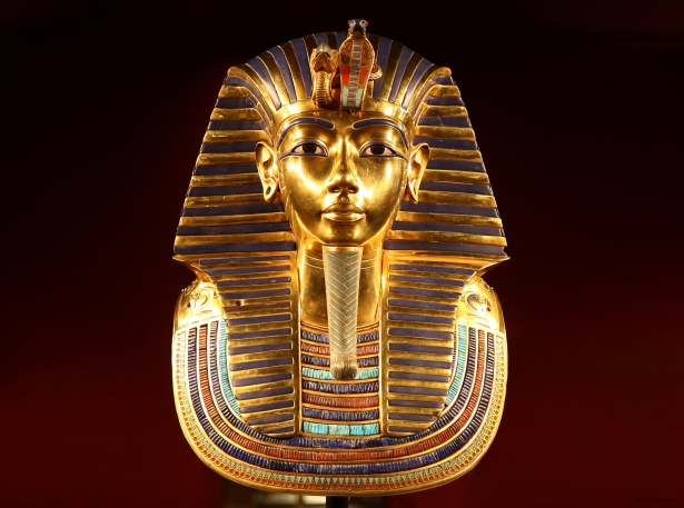 Gold of Tutankhamun