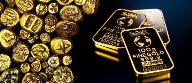 Il valore dell'oro nei secoli