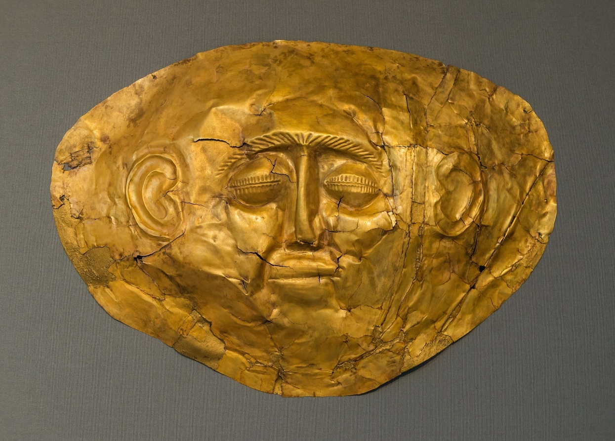The Gold Mask: Myth and Reality