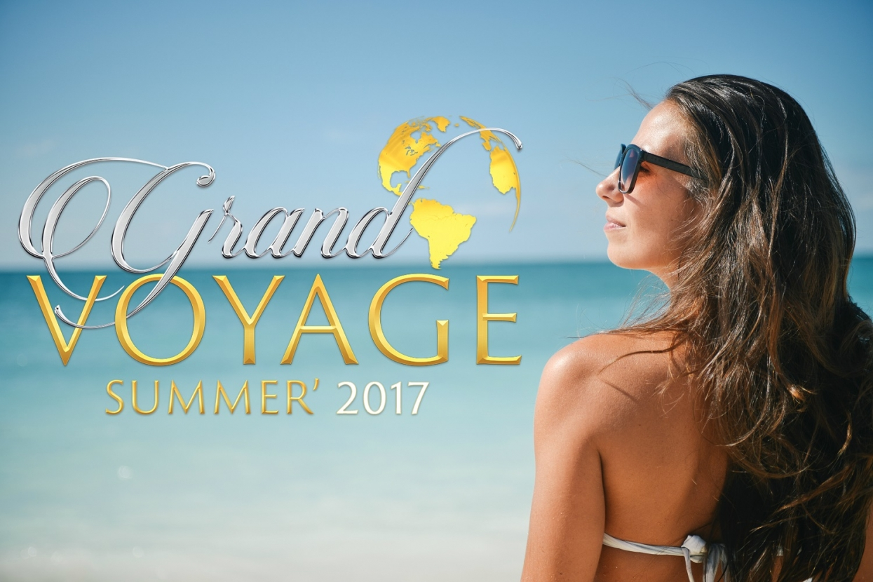 [VIDEO] The Grand Summer Voyage 2017 competition has started!