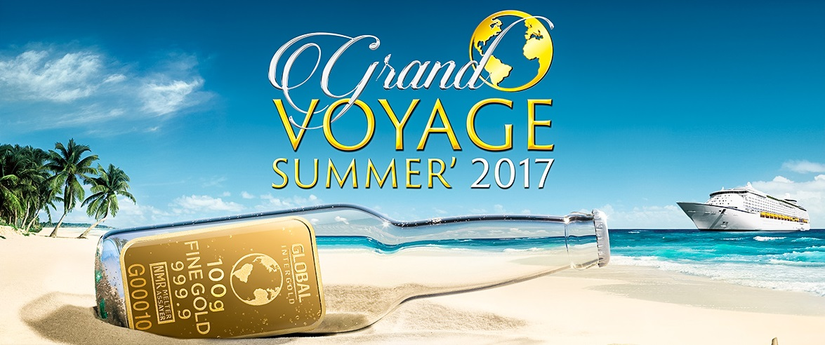 The Grand Summer Voyage 2017 competition closes its doors