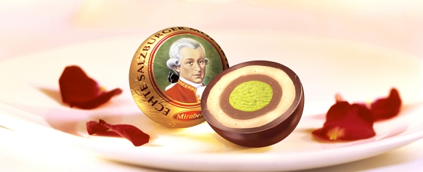 The Golden Candy of Salzburg