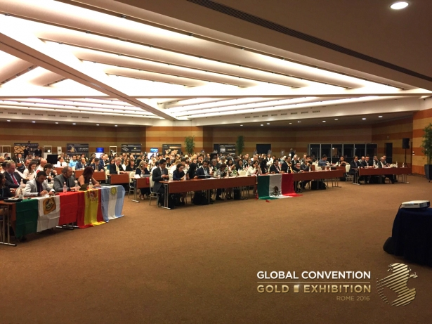 [LIVE- обновления] Global Convention & Gold Exhibition 2016: ДЕНЬ 2!