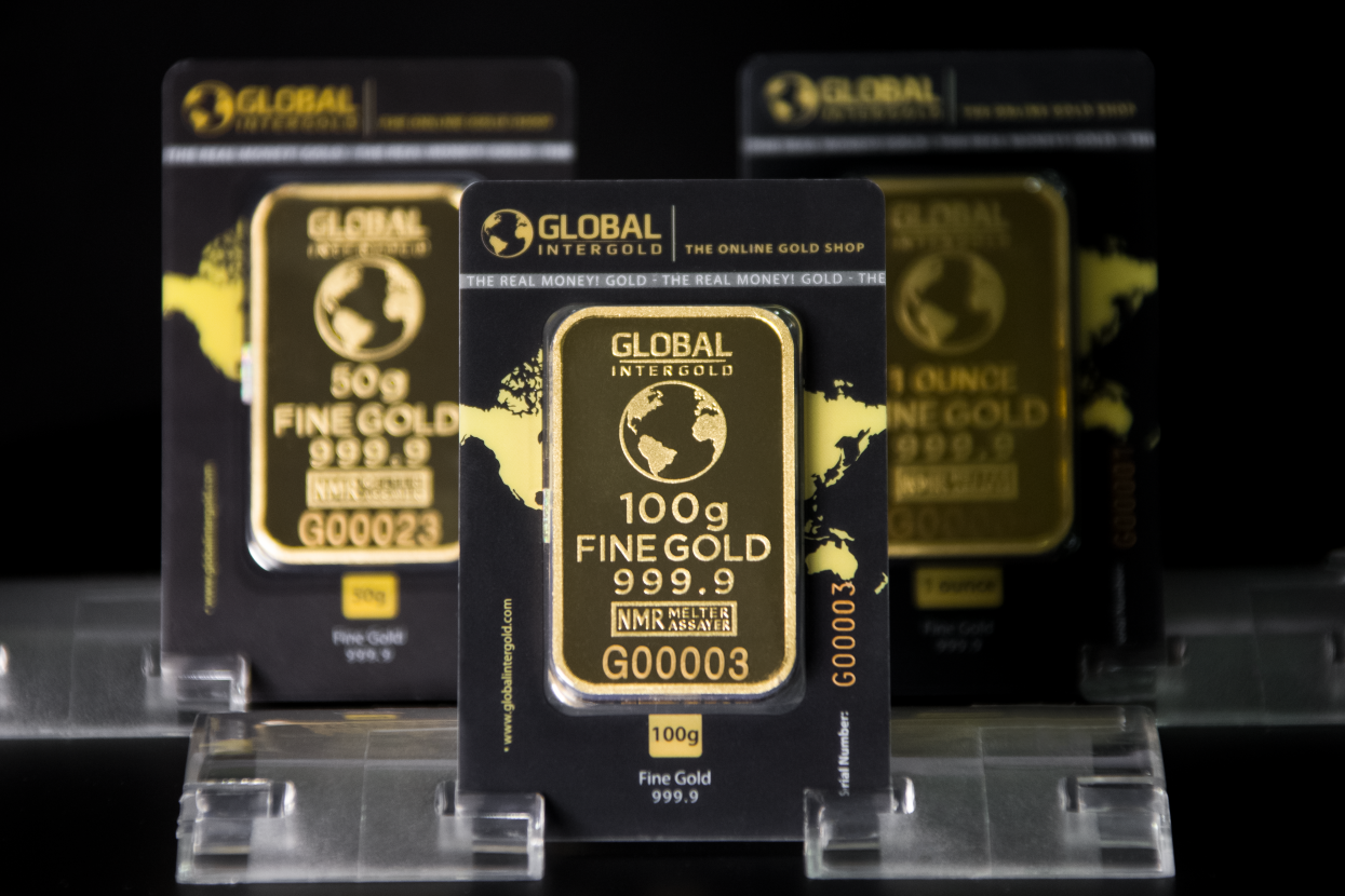 Weekly analysis of gold prices: Europe pushes the demand