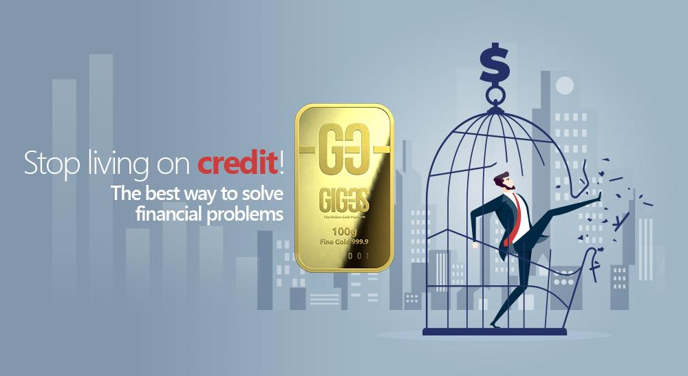 ¡Deje de vivir de un préstamo!