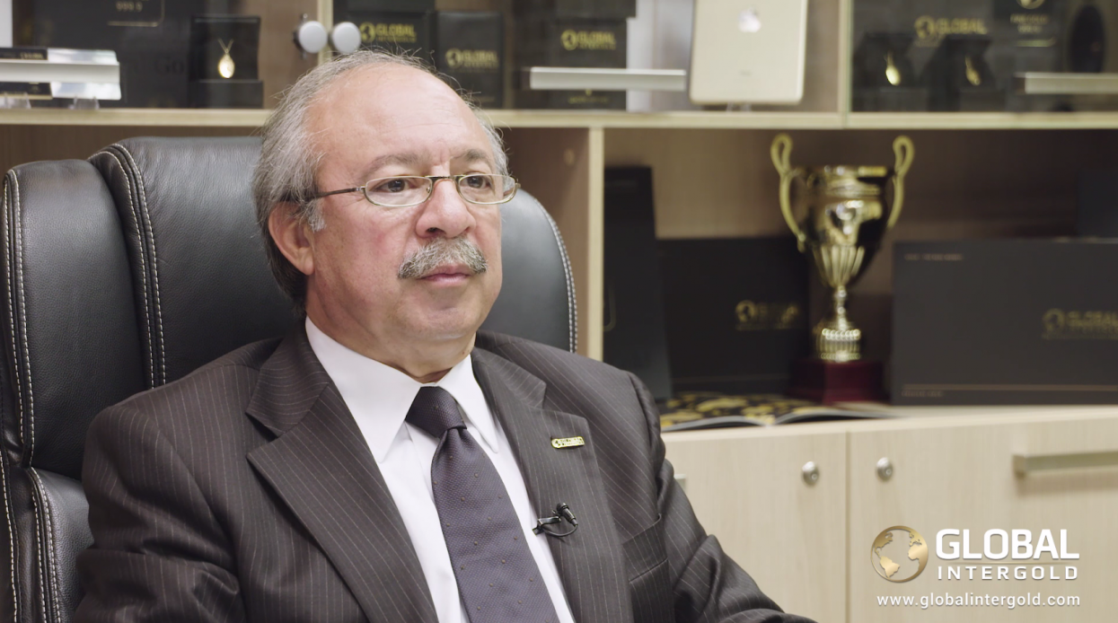 [VIDEO] The Vice President for Global InterGold knows how to make money in the Philippines.