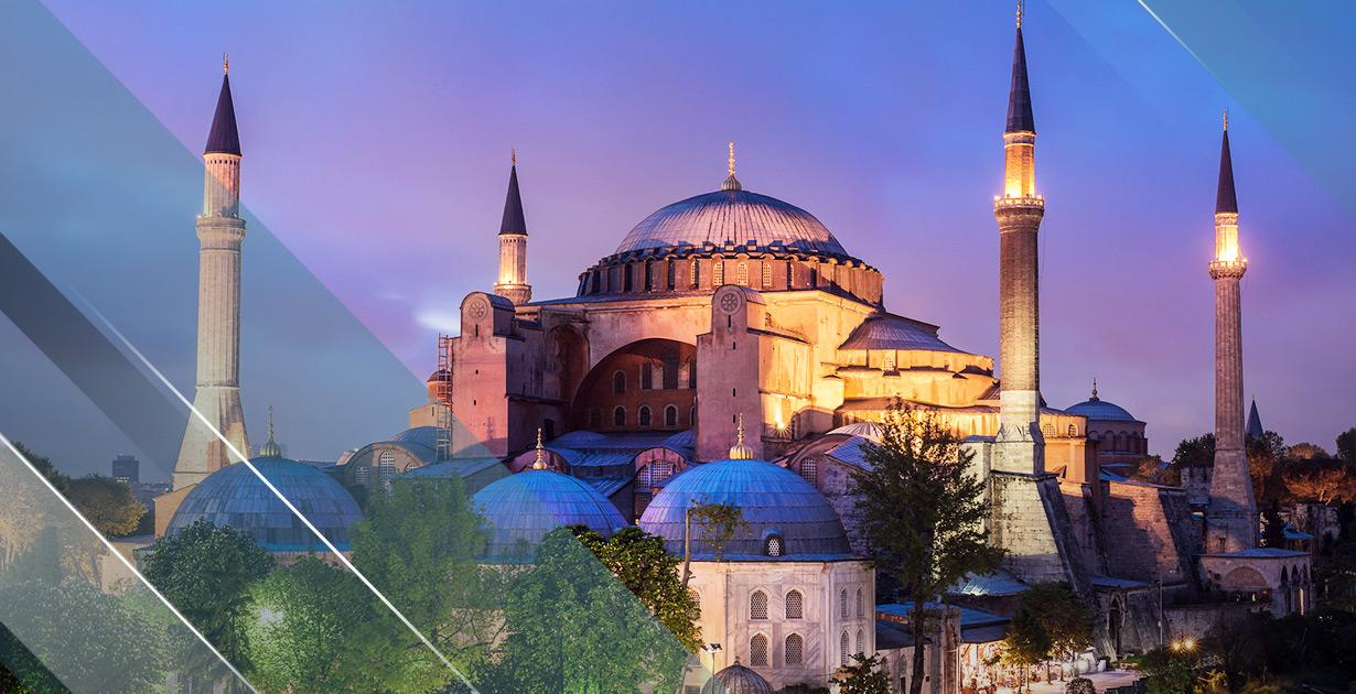 Наследие ЮНЕСКО: золотой собор Айя-София