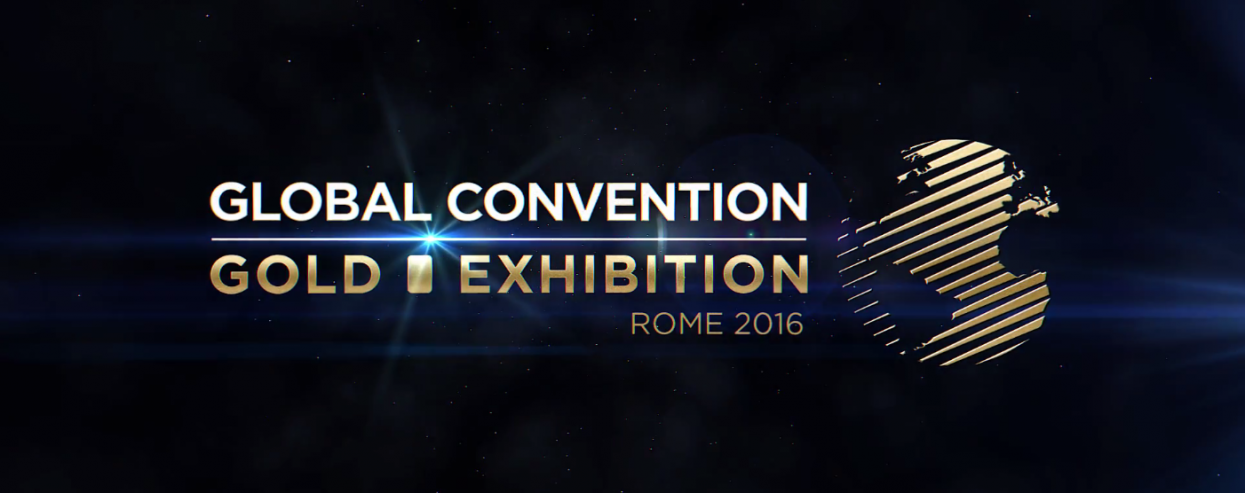 [VIDEO] The Global Convention and Gold Exhibition 2016 are on the verge of success!