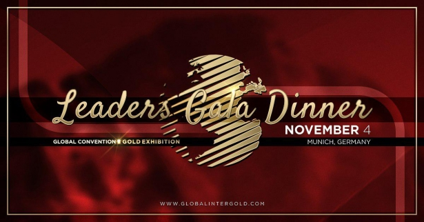 Can YOU be one of the guests of a very special gala dinner for gold businessmen?