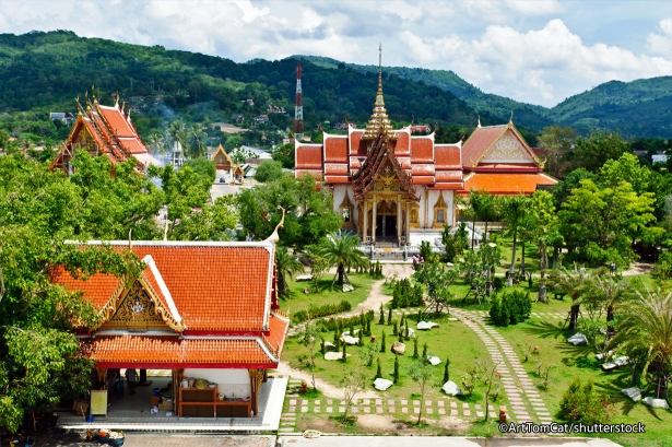 The Pearl of Phuket: Wat Chalong