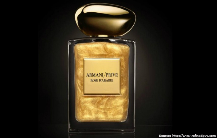 How does gold smell like?