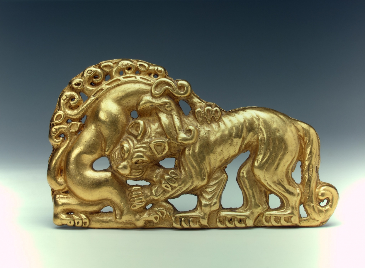 British Museum to Show Gold from Warriors of Ancient Siberia