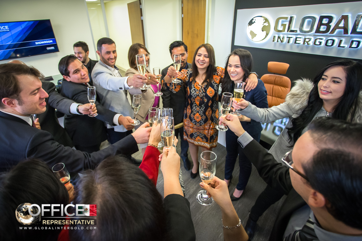 [PHOTOS] The doors of Global InterGolds office in Mexico are finally open to the world