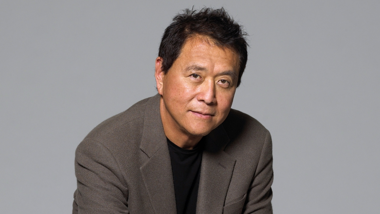 Robert Kiyosaki: only gold hoarders will survive in times of crisis