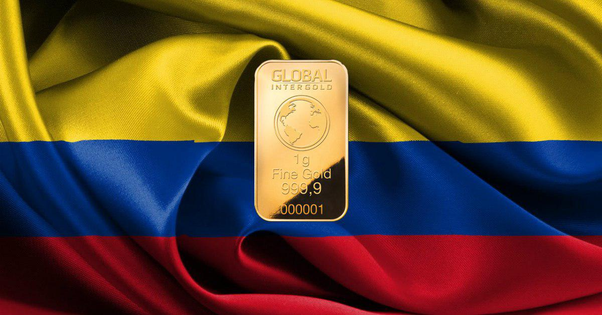 Why does Colombia choose the gold business of the 21st Century?