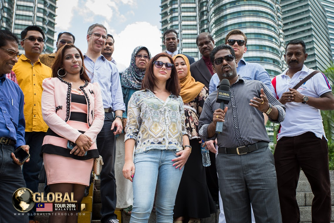 Global InterGold arrives in Malaysia for the first time!