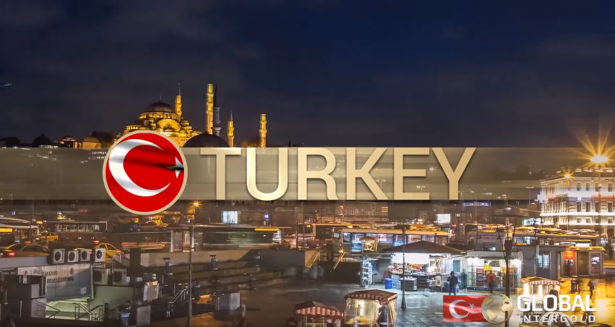 [VIDEO] Earn money with Global InterGold in Turkey