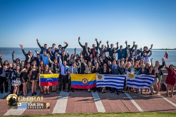 [PHOTOS] Unforgettable Global InterGold's event in Montevideo, Uruguay