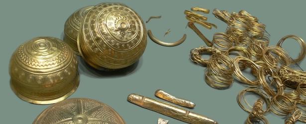 Los tesoros del potosí de Eberswalde