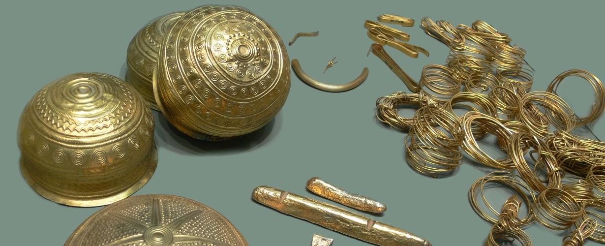 Сокровища Эберсвальдского клада