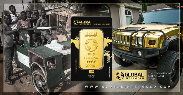 [NEW IN THE GOLD BUSINESS] Nigeria chooses high income with GoldSet Global
