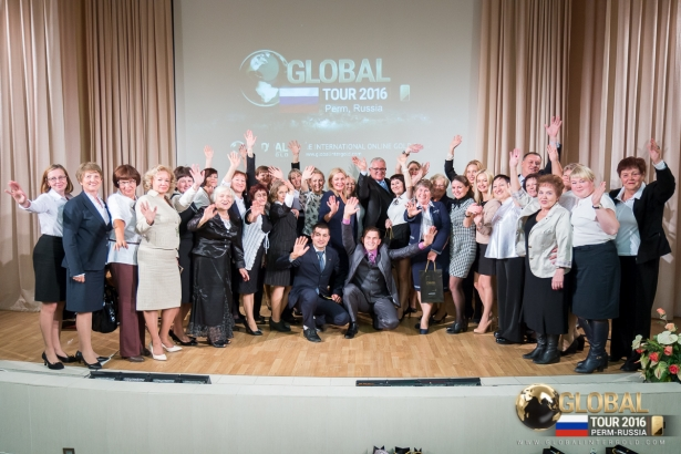 [VIDEO] How was the Global Tour 2016 conference in Perm?