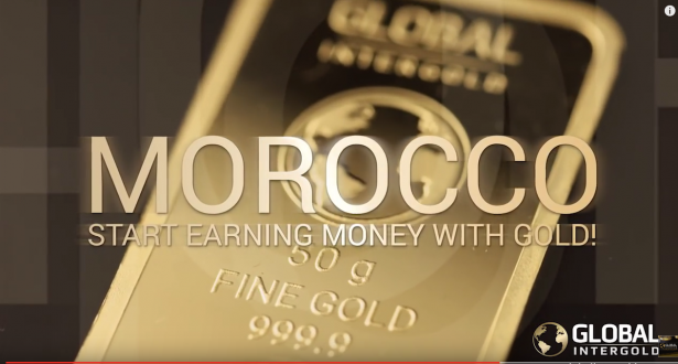 [VIDEO] Diventa cliente Global InterGold in Marocco oggi!