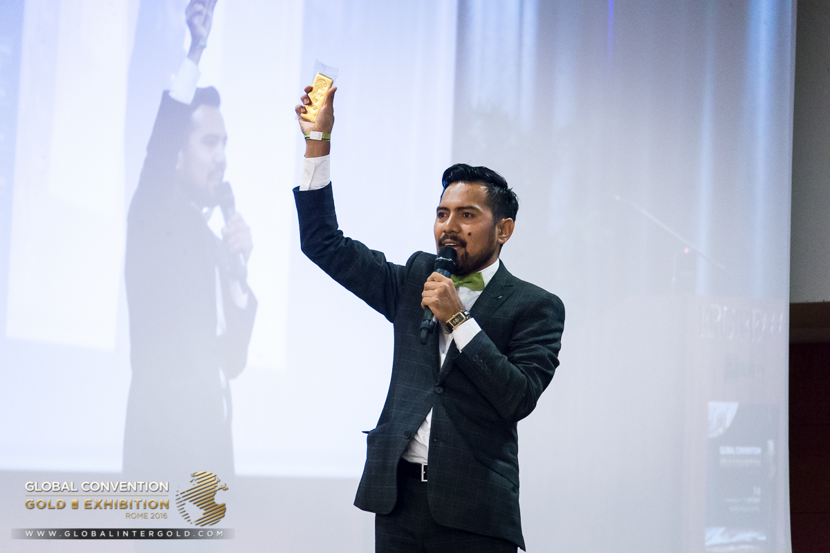 [PHOTOS] Injection of motivation at the Global Convention 2016