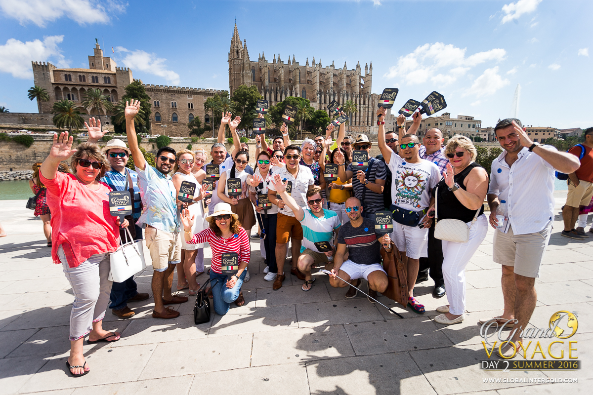 [PHOTOS] Grand Summer Voyage 2016 in Palma de Mallorca