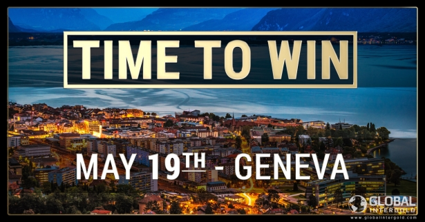Few left days for our prize draw from Geneva