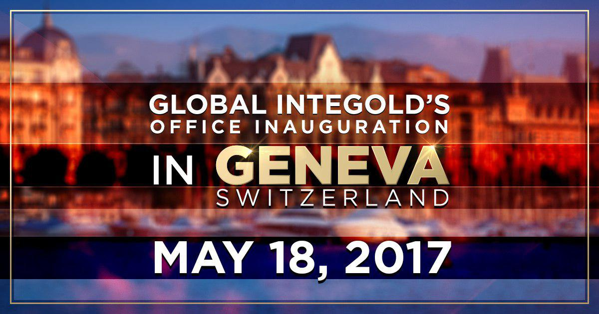 Global InterGold's office opening in Geneva: a firm step to a better business
