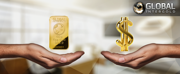 "What is the result of the ""Gold vs. Money"" online survey?"