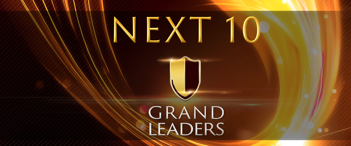 """The candidates for the next 10 """"Grand Leader"""" will be selected among the attendees of the Global Assembly 2016!"""